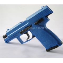 HFC P8 Style Spring Action Blue Airsoft BB gun
